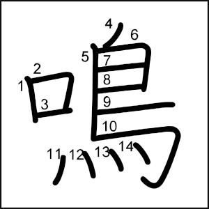 Kanji_al_dia_鳴